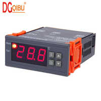 Automatic Digital weather station Temperature Controller Thermostat 95-250V Control Switch thermoregulator
