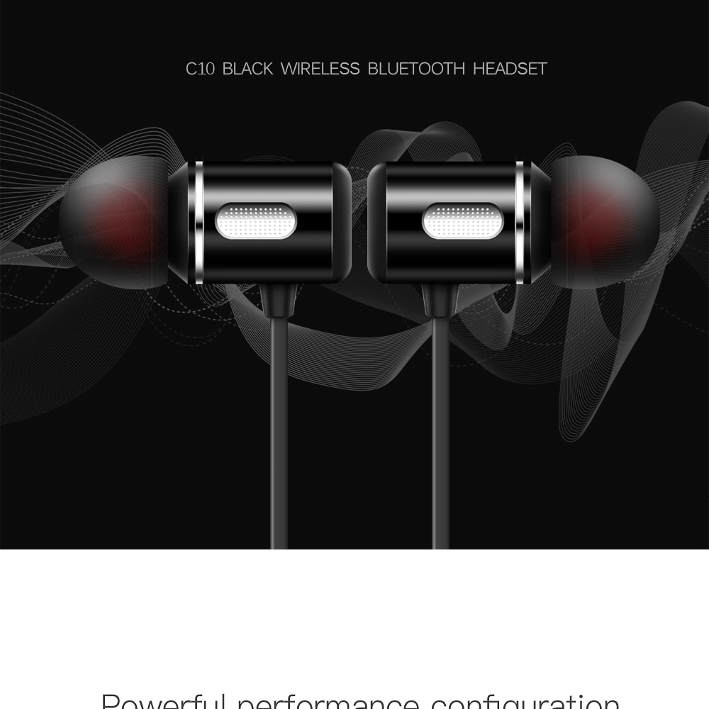 CBAOOO Bluetooth Earphone Wireless headphone For Xiaomi iPhone Bluetooth earbuds stereo auriculares fone de ouvido with MIC (1)