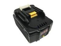 LED 18V Li-ion 4000mAh BL1860 Battery Replacement for Makita BL1830 BL1850 BL1860