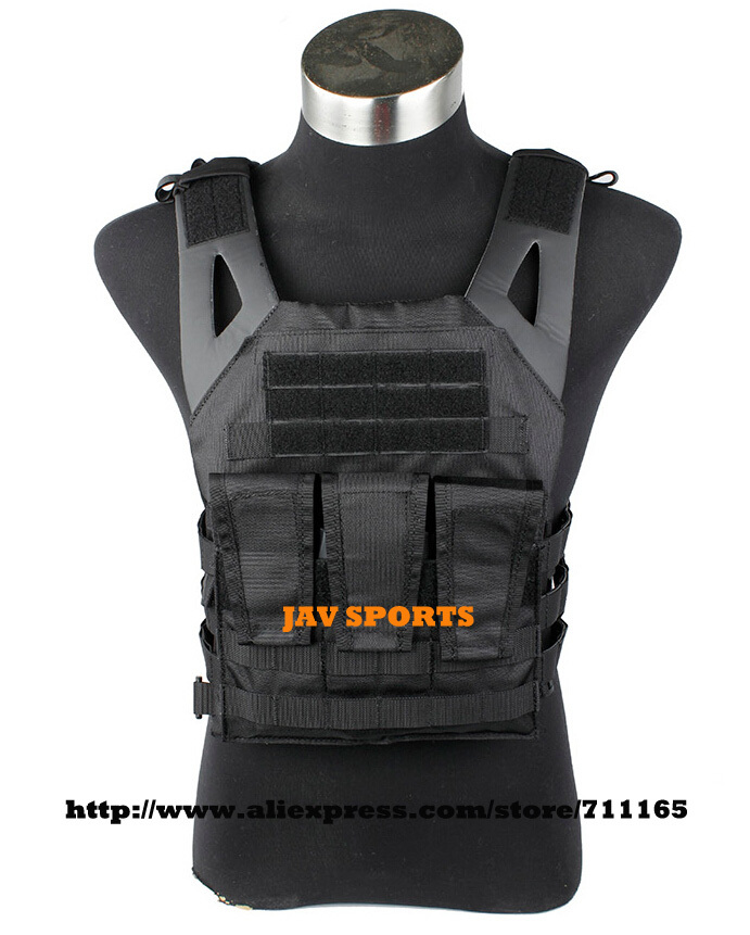 TMC JPC Vest Jump Plate Carrier 1000D Nylon Tactical Vest+Free shipping(SKU12050592) tmc vest 94k m4 pouch plate carrier tactical military vest matte coyote brown free shipping sku12050549