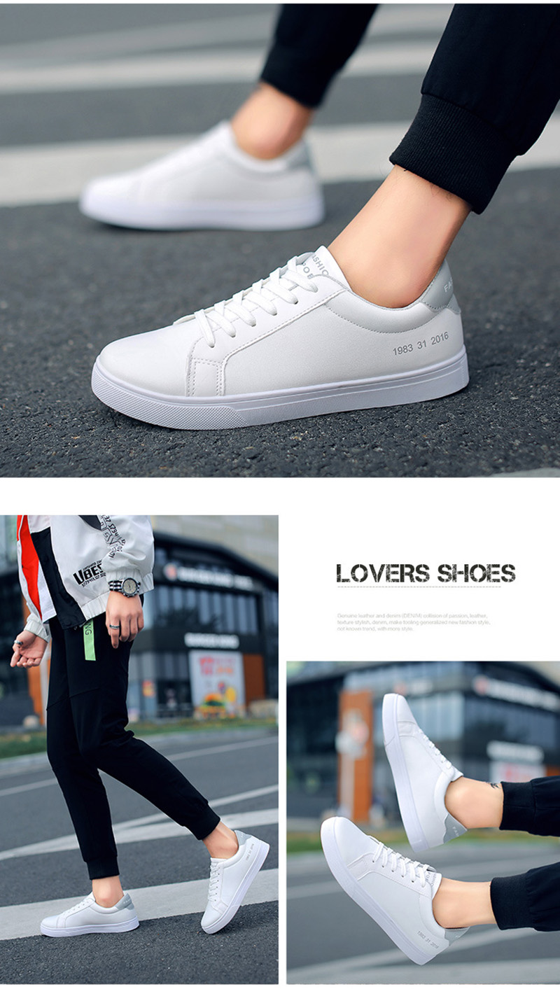 HTB1.bEEayjrK1RjSsplq6xHmVXam 2019 Spring White Shoes Men Casual Shoes Male Sneakers Cool Street Men Shoes Brand Man Footwear KA793
