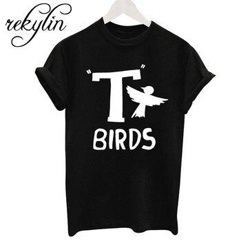 2019 Summer New Women T shirt Harajuku Funny Print Tee Tops Casual Style Female T-shirts Fashion Short Sleeve Woman Clothing