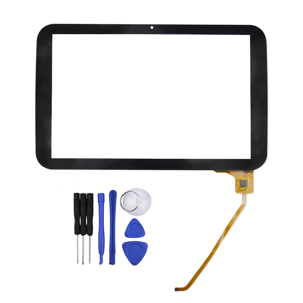 10.1 inch Black QSD 702-10061-02 for QUMO Sirius 1001 Tablet Pc Touch Screen panel Digitizer Free Shipping new for 10 1 inch qumo sirius 1001 tablet capacitive touch screen panel digitizer glass sensor replacement free shipping