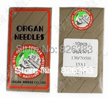 FREE SHIPPING 100PCS JAPNA Orgnan needles HA*1 fits Domestic household sewing machine highest quality