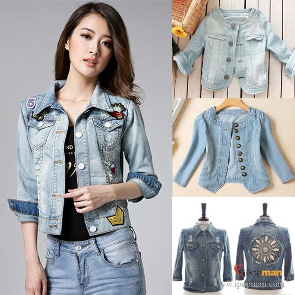 Short Jackets For Ladies M9L1Jc
