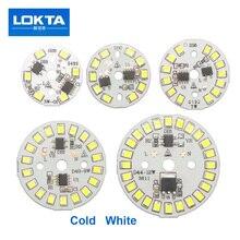 30PCS/LOT DIY LED Bulb Chips 15W 12W 9W 7W 5W 3W Light Chip AC 220V Input Smart IC For bulb light led chip  xhp50