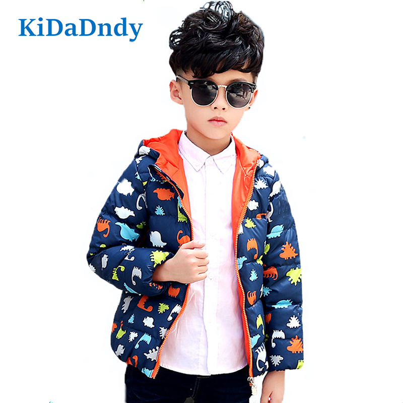kidadndy Children 'S Hooded Down Jacket Light Down White Duck Down Short Waist In The Child Boy Down Jacket SCMW1410 цены онлайн
