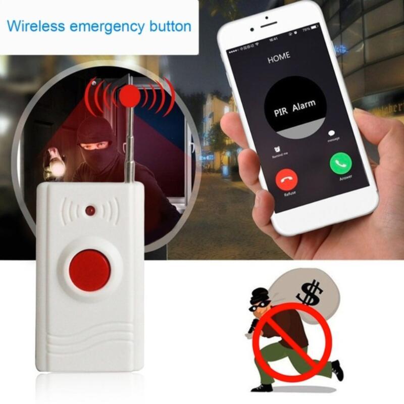 Burglar Home Wireless Alarm - The Smart Security Systems