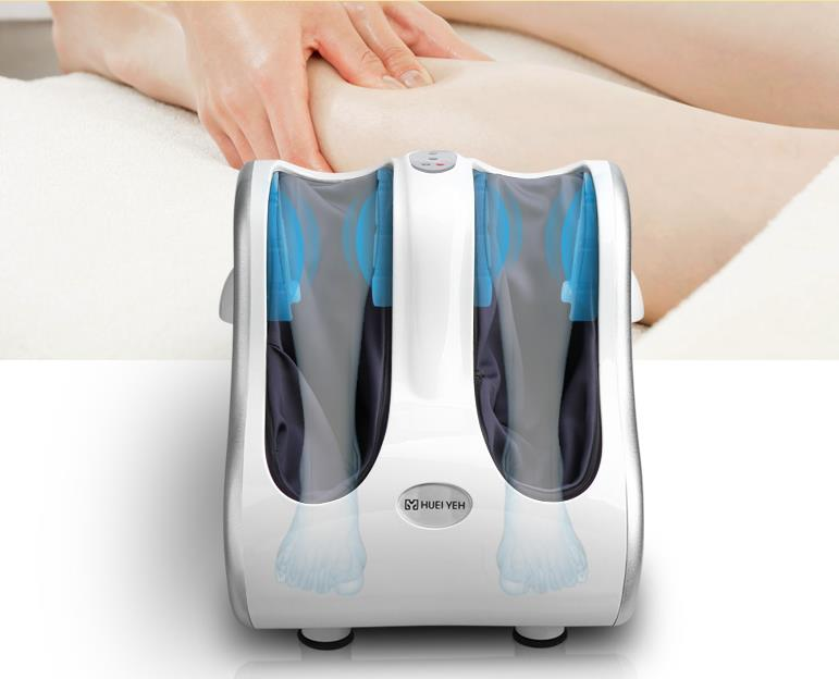 Electric Foot Massager Calf Machine Shiatsu Kneading Rolling Air Compression Feet Massage with Heat, Leg Beautician MassagerElectric Foot Massager Calf Machine Shiatsu Kneading Rolling Air Compression Feet Massage with Heat, Leg Beautician Massager