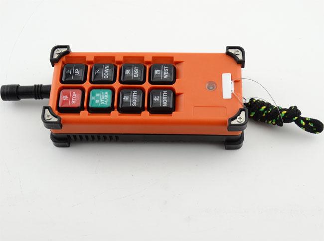 Ingyenes szállítás 8 kulcsos adó + vevő emelő daru rádió - Elektromos kéziszerszámok - Fénykép 3