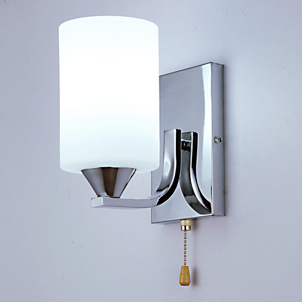 Chandeliers Wall Lights Lamps At: HGhomeart Simple 110V 220V E27 Led Flexible Wall Light