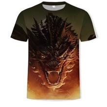 2019 dragon ball man t shirt O neck t- Shirt Men Funny Casual For Male harajuku streetwear Dragon Tee