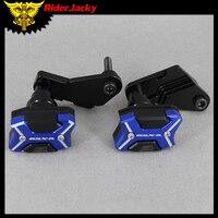 Frame Guard Cover Slider Anti Falling Crash Pads Protector For SUZUKI GSX R1000 GSXR 1000 2009 2016 2011 2012 2013 2014 2015 K9
