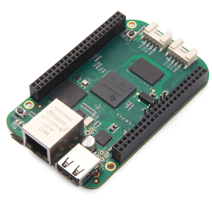 Fast Free Ship New for BeagleBone Green single board computer ARM development board compatible with Grove sensor Demo Board image