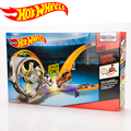 Hot sale Hot Wheels Roundabout track toy kids toys Plastic metal miniatures cars track model classic boy toy car In Stock
