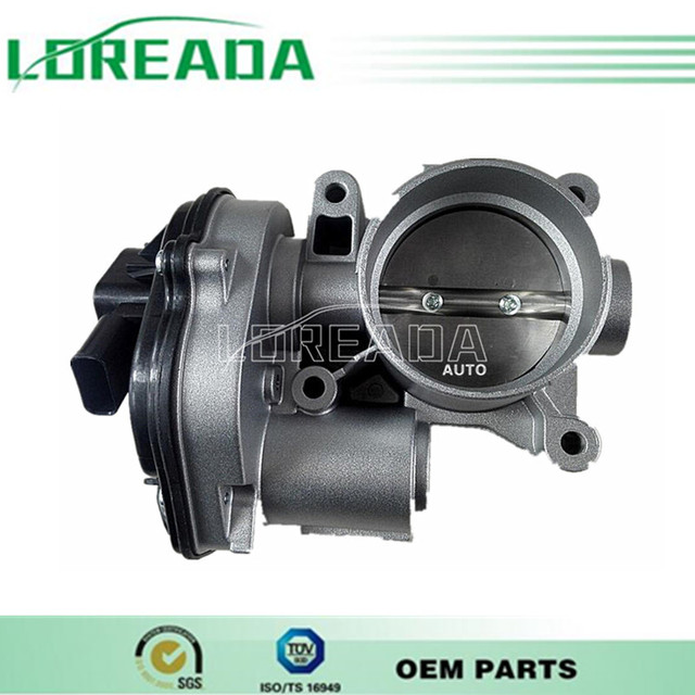 New developed Hot-selling throttle body P4M5U-9E927-DC VP4M5U9E927DC VP4F9U-9E928-AC VP2S6U-9E928-BA For Ford Focus 1.8 2.0L