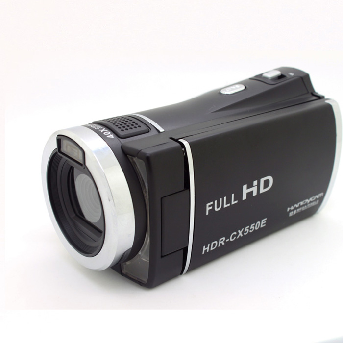 12mp Video camera with one 32gb card digital Video camera mini cameras support Video recording 4 x Digital Zoom camcorder