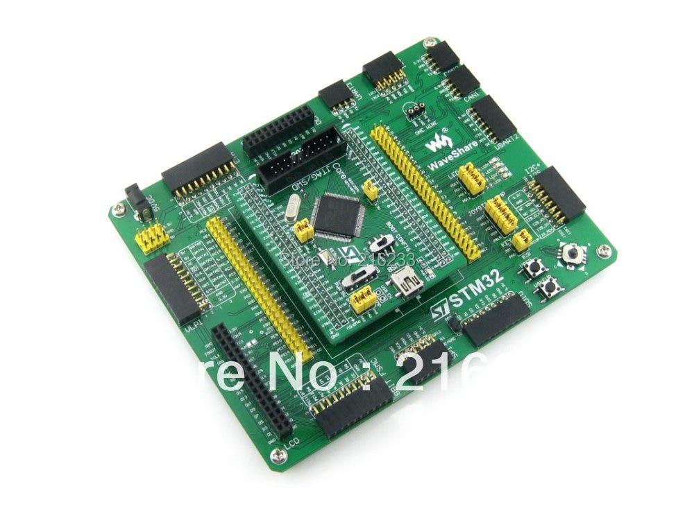 STM32F407VET6 STM32F407 STM32 ARM Cortex M4 Development Board PL2303 USB UART Module Kit Open407V C Standard