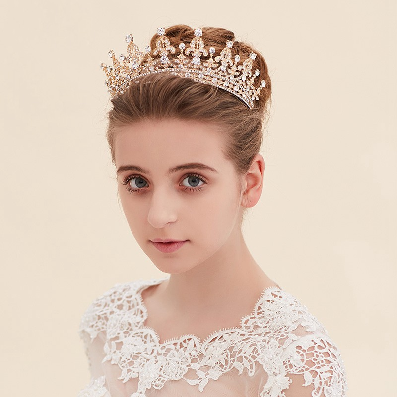 Girls of Great Britain and Ireland Tiara The Grand Duchess Vladimir Imperial State Crown chain