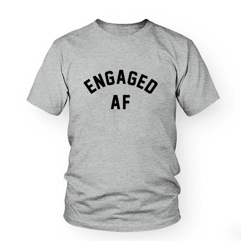 Engaged AF Bride Fiance Shirt Feyonce Bachelorette Party Shirt Wedding  Shirt Engagement Gift Bride Tribe Female Pink tshirts-in T-Shirts from  Women s ... bc2744314f9e
