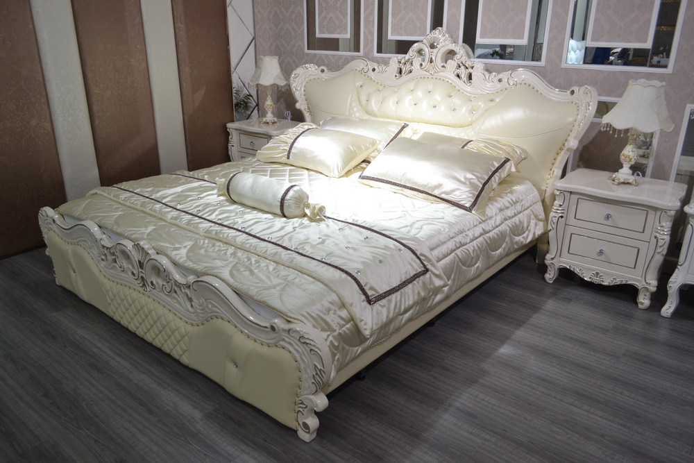 Online Get Cheap Leather Bedroom Furniture -Aliexpress.com ...