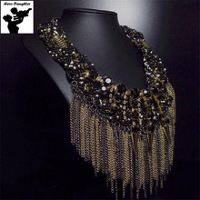 Crystal Bohemian Necklace