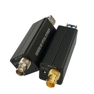 Image 3 - Mini HD SDI Optical Terminal HD Video Fiber Converter 1080I Optional 3G SDI Transceiver LC Port