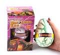 Горячая 12 СМ парк Юрского Периода магические Большие яйца динозавров, динозавров яйца могут быть заштрихованы, новый и интересный для детей как подарок на день рождения