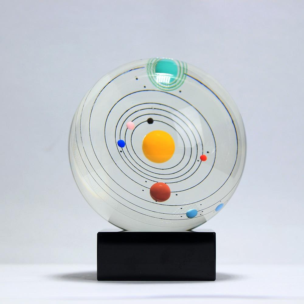 Fengshui Ball მზის სისტემის - სახლის დეკორაცია - ფოტო 4