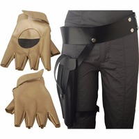 Rogue One: A Star Wars Jyn Erso holster belt gloves costume accessories halloween costume sci fi outfit x'mas gift for women