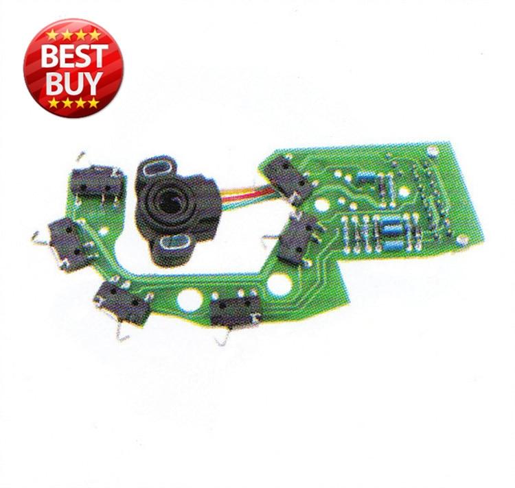 Linde chariot élévateur partie 3093607016 3093607019 printed circuit board assy utilisé sur transpalette T20 T30 et stacker L10 L12 L14 l16