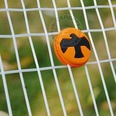 Frete grátis (20 pçs/lote) Atacado mais novo Djokovic raquete de amortecedores de vibração/raquete de tênis/raquete de tênis