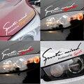 Новый Автомобиль Наклейки Светоотражающие Лампы Брови Увлекательные Стайлинга Автомобилей Auto Racing Декор Винил Графическое Оформление