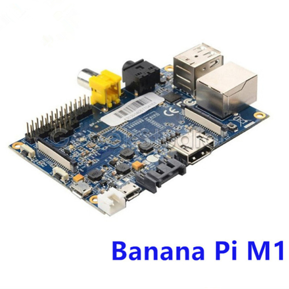 Banana Pi M1 BPI-M1 A20 Dual Core Open-source Development Board Single-board Computer