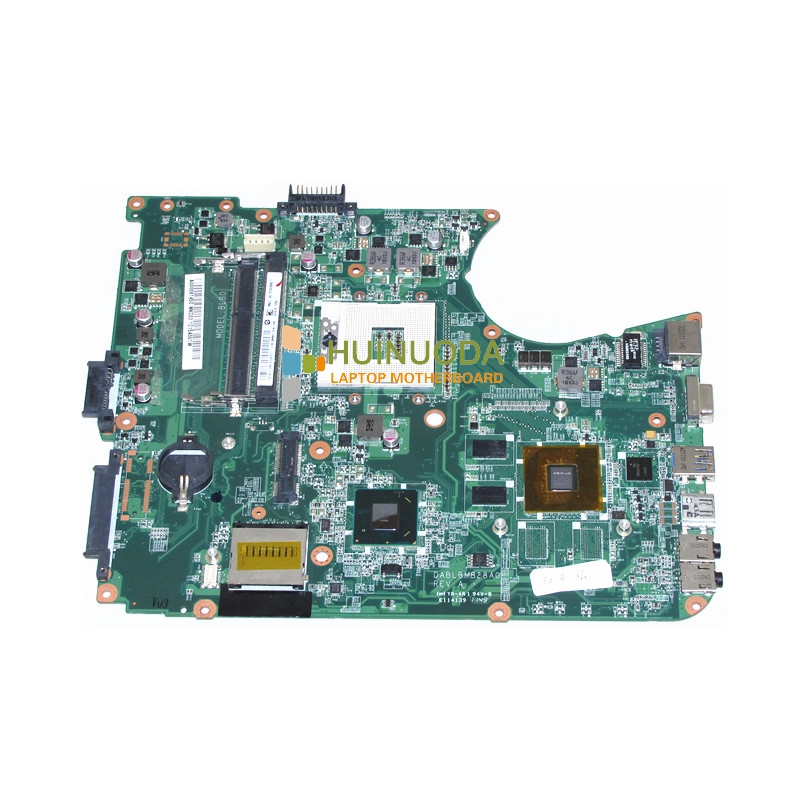 A000081450 DABLBMB28A0 REV A For toshiba satellite L750 L755 motherboard HM65 DDR3 GeForce warranty 60 days