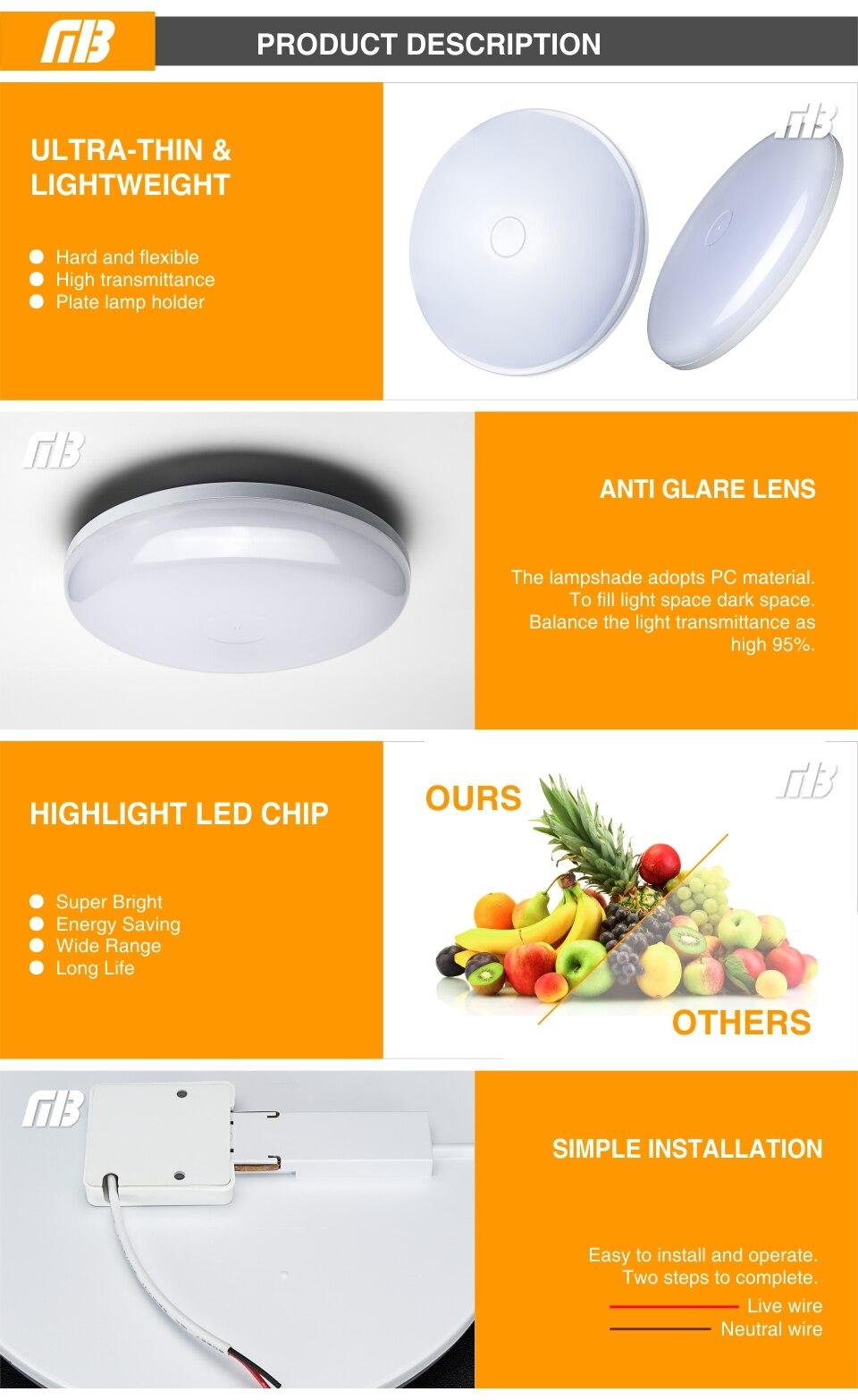 HTB1.bPXRmzqK1RjSZFjq6zlCFXaa Ultra Thin LED Ceiling Lamp LED Modern Panel Light 48W 36W 24W 18W 9W 6W 85-265V Bedroom Kitchen Surface Mount Flush Panel Light