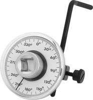 New 1 2 Inch Drive Torque Angle Gauge Meter Angle Rotation Measurer Tool Wrench