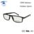 NOVOS homens Ao Ar Livre Óculos de Prescrição Óptica Óculos Esporte TR90 Óculos de Armação Homens óculos de grau óculos de Lente Clara