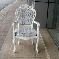 Семья стул, Отель обеденный стул, дерево стул, европейский стиль