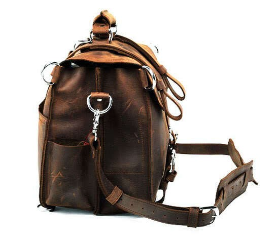 толстая сумасшедшая лошадь кожа дорожная сумка 2 применение путешествия рюкзак мужской натуральная кожа большой емкости сумка большая емкость сумка выходные