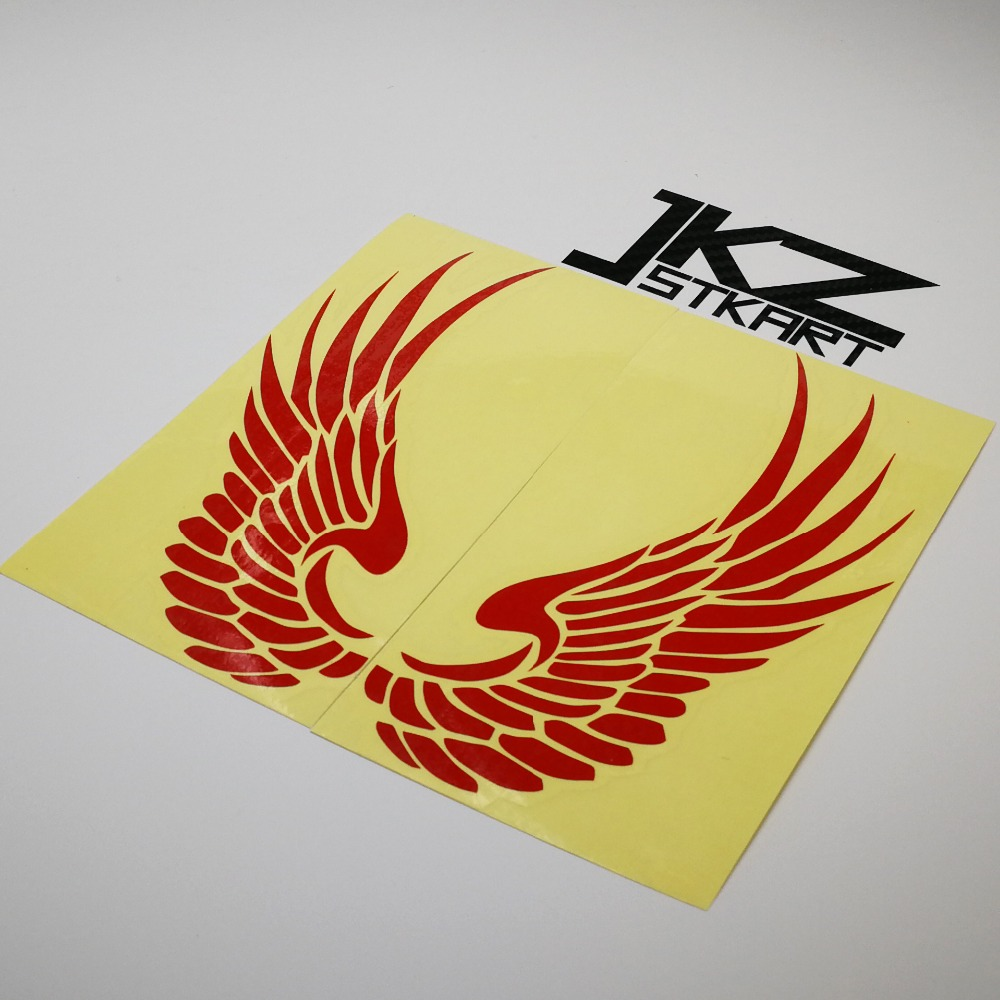 Back To Search Resultsautomobiles & Motorcycles Jkz Stkart Vinyl Die Cut Car Stickers Decals A Pair Of Eagle Head Flame Motor Bike Truck Helmet Decorated Stickers