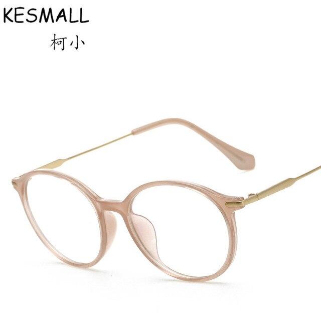 TR90 Women Glasses Frame Retro Optical Clear Myopia Designer Brand ...