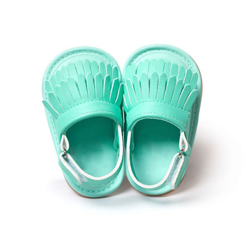 Summer-Hot-Sale-PU-Tassel-Clogs-Baby-Sandals-Leisure-Fashion-Baby-Girls-Sandals-of-Children-Shoes-16-Colors-4