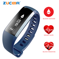 Smart Wristband Band Bracelet Fitness Tracker Pedometer Waterproof Blood Pressure Oxygen Watch Heartrate Monitor For iOS Android