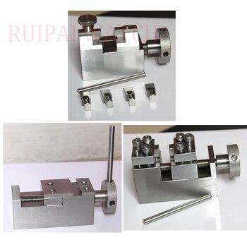Aço inoxidável relógio de metal banda desmontar e instalar ferramenta para rlx relógio