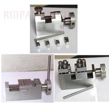 RLX Jublee / 0yster Watch 금속 밴드 해체 및 설치 도구 용 3 개의 시계 팔찌 수리 도구 세트