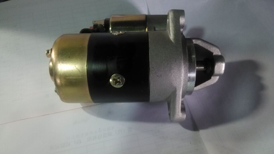 Fast Shipping diesel engine 178F starting motor starter motor air cooled  suit for kipor kama and all the chinese brand fast ship diesel engine 188f conical degree crankshaft taper use on generator suit for kipor kama and all chinese brand