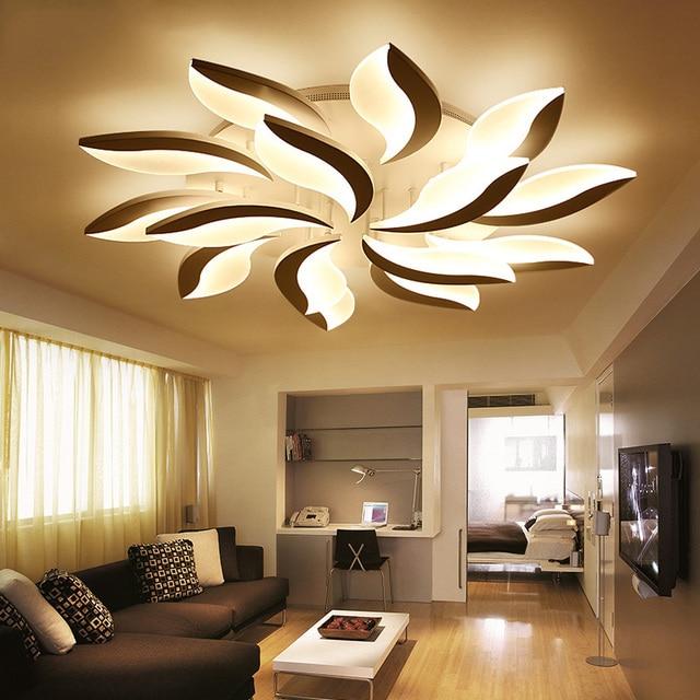 Moderne Led deckenleuchten für Studie Schlafzimmer Indoor hause ...