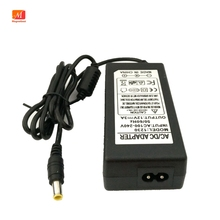 12V 3A 2A AC DC güç adaptörü şarj için LG W1943S E1948S LCAP07F E2260 ADS 24NP 12 1 12024G LCD monitör 6.5MM içinde pin ile