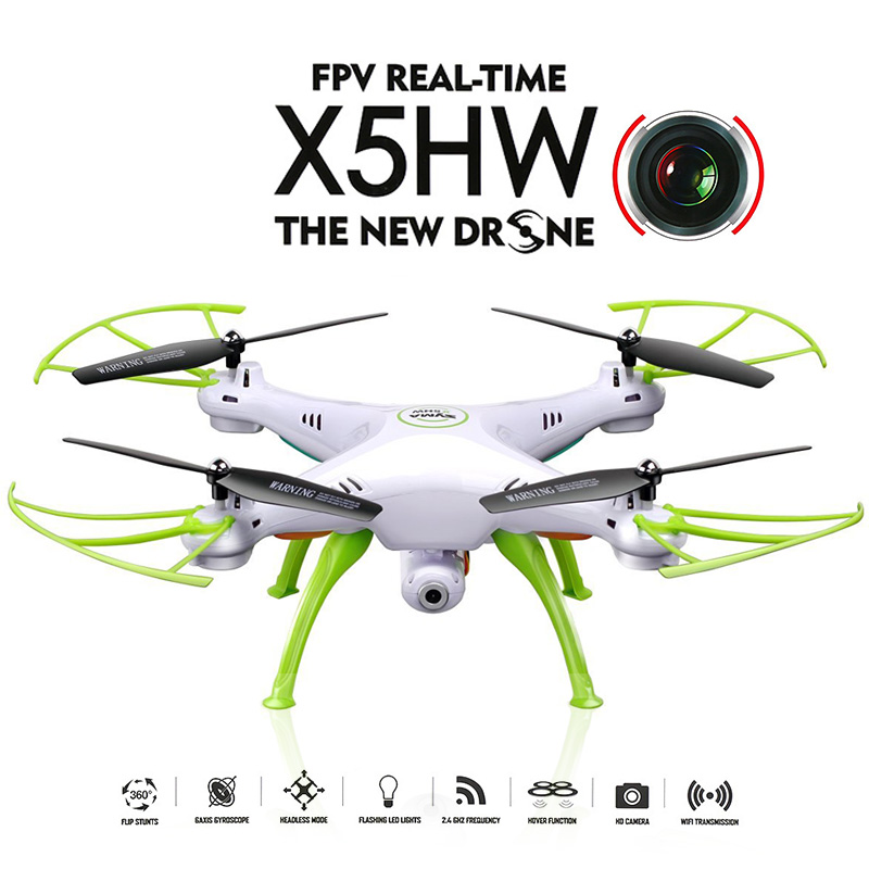 Original Syma X5HW (X5SW Upgrade) FPV RC Drone with WiFi Camera RC Quadcopter with LED Light Headless Model Dron RTF Gift Toy f04305 sim900 gprs gsm development board kit quad band module for diy rc quadcopter drone fpv